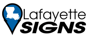 Lafayette Signs Logo