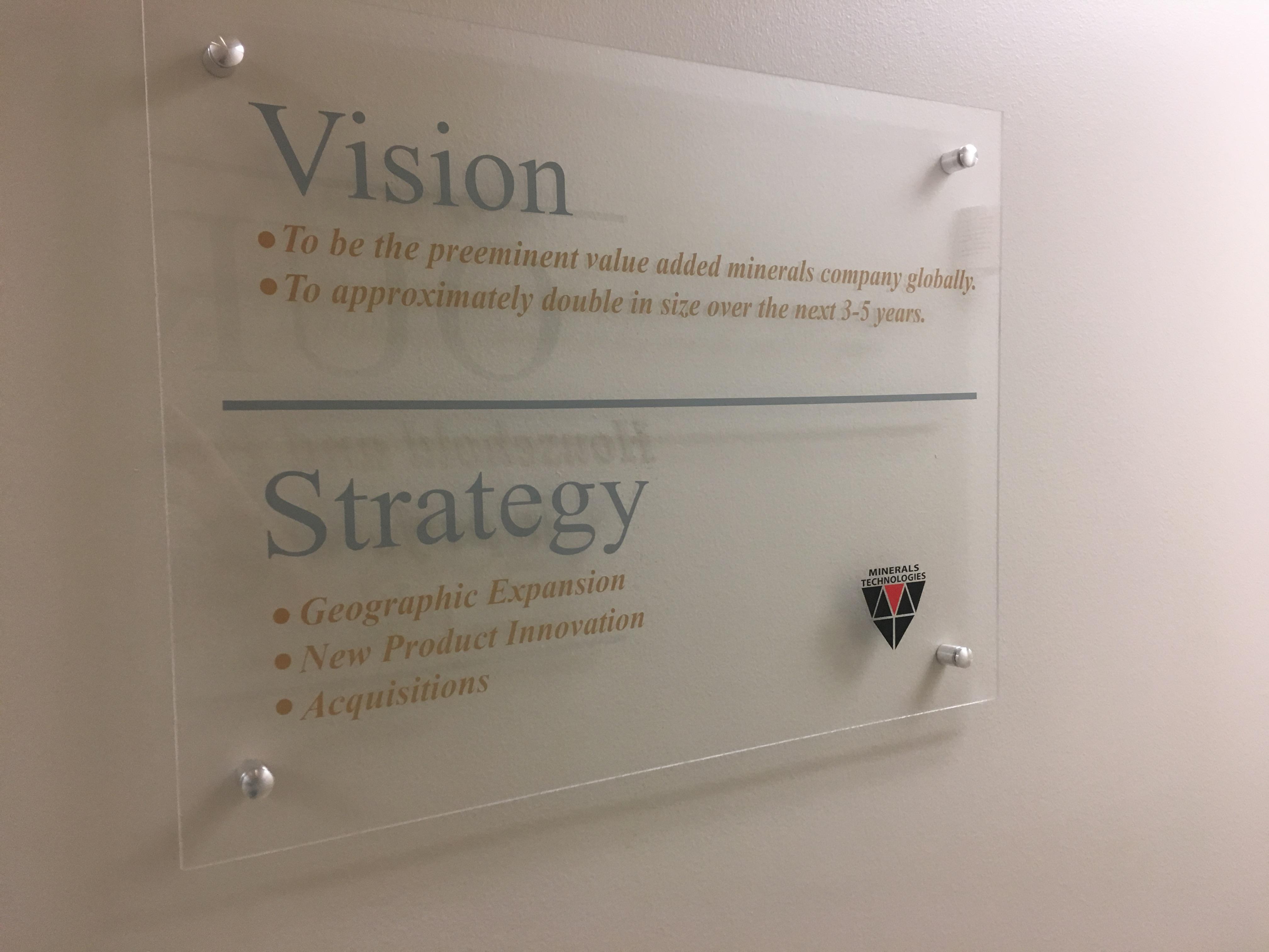 Employee Inspiration sign